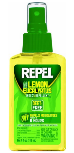 lemon eucalyptus spray